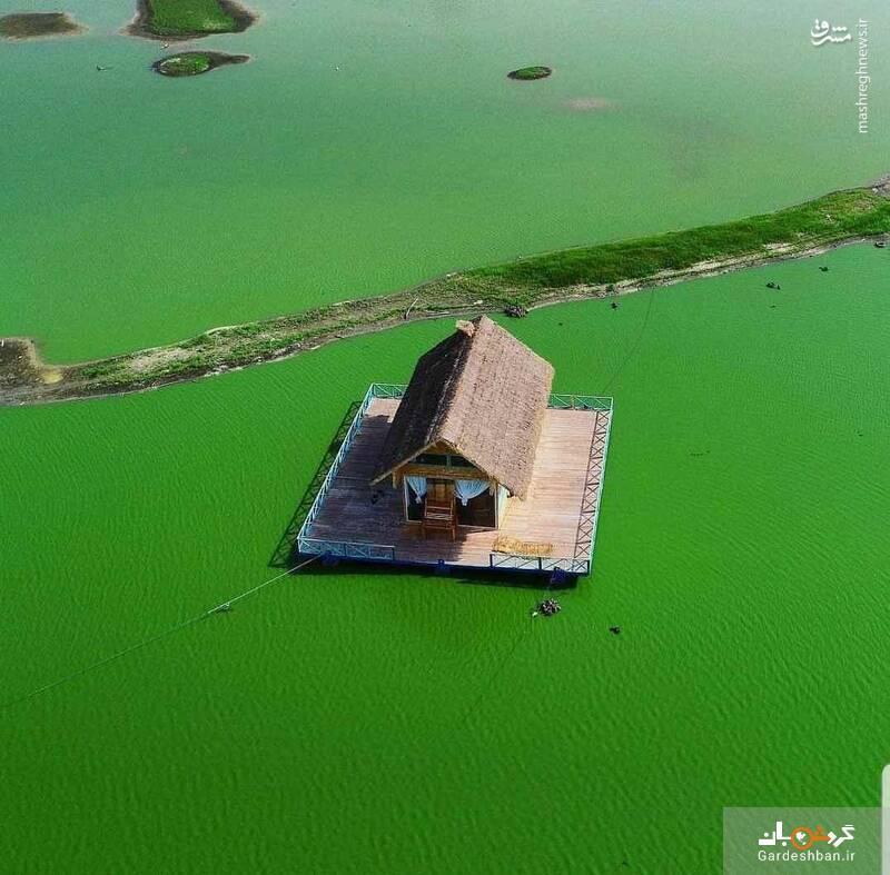 تالاب استیل یا همان دریاچه متحرک گیلان، تصاویر