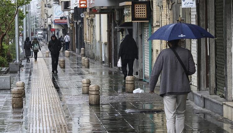 ورود سامانه بارشی جدید به کشور از روز سه شنبه